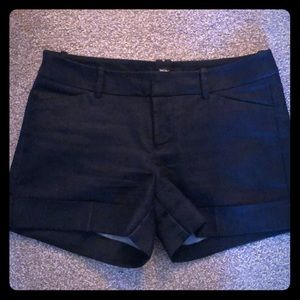 Mossimo dark denim shorts